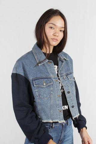 Renee Denim Jacket