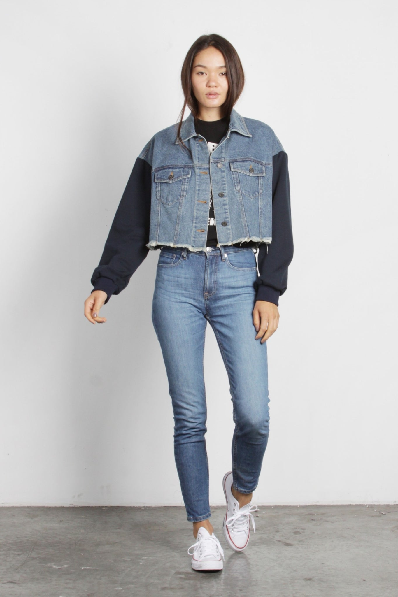 Renee Denim Jacket - Jori & June