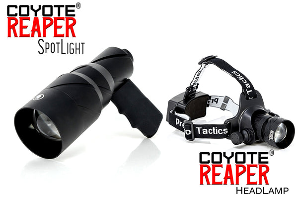 COYOTE REAPER ® SCAN COMBO PACK