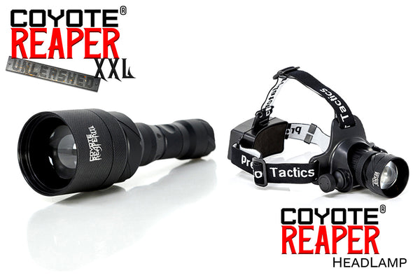 COYOTE REAPER ® SHOOT & SCAN PACK