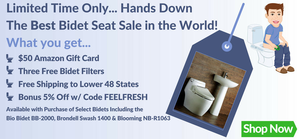 Super Sale Bidet Seats