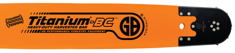 "¾"" GB® Titanium® Harvester Bar CS44-122BC"