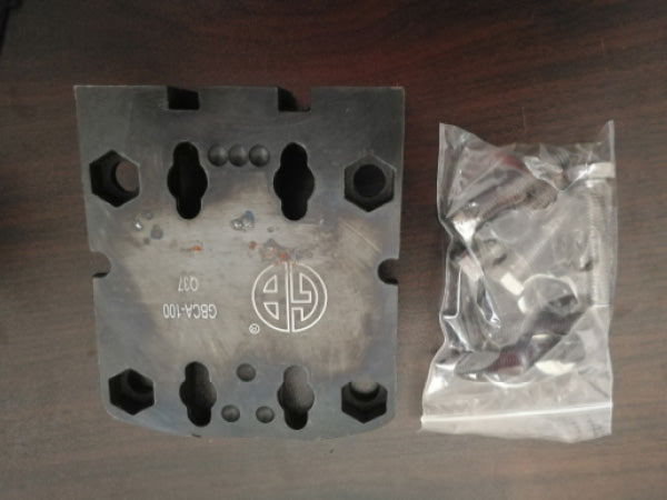 Base Clamp Plate GBCA-100