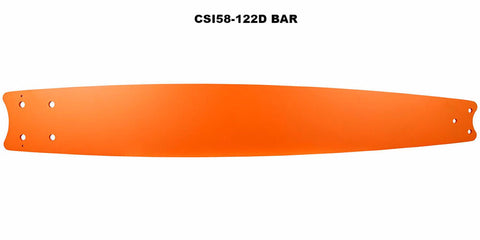"¾"" GB® Titanium® Harvester Bar TM43-122BC"