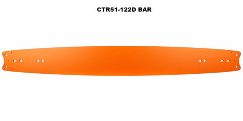 "¾"" GB® Titanium® Harvester Bar TM38-122BC"