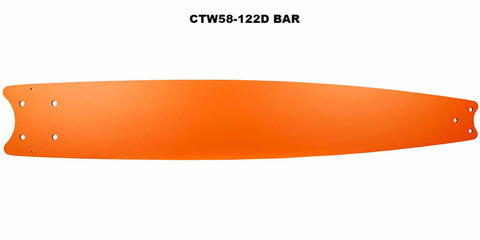 "¾"" GB® Titanium® Harvester Bar TM34-122BC"