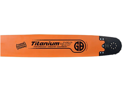 GB Titanium®-XV® Replaceable Nose Harvester Bar FM4-35-80XV