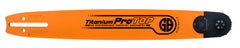 GB Titanium®ProTOP Chainsaw Bar HV16-58PA