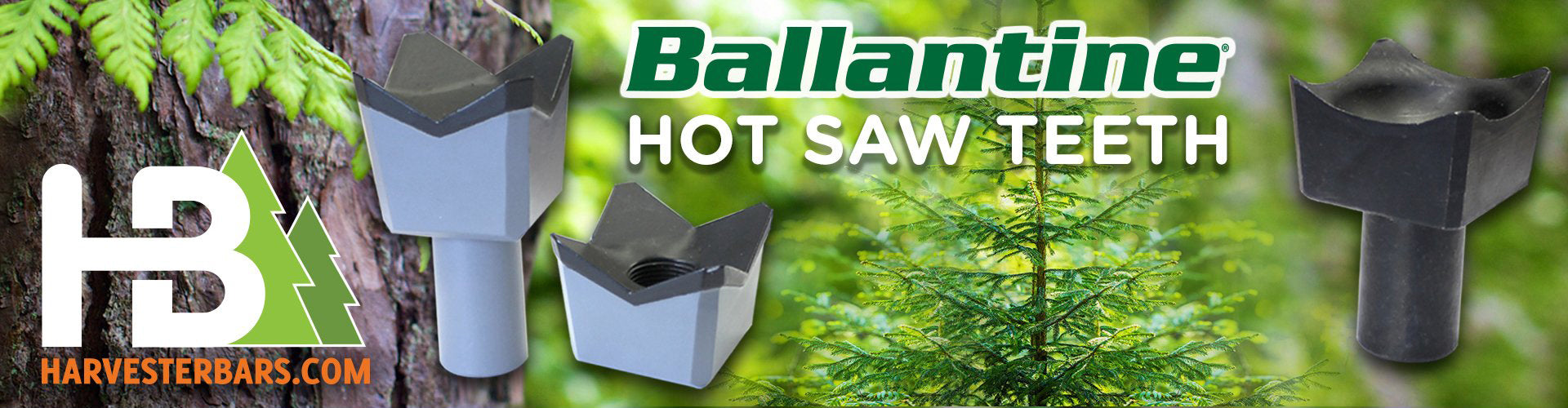 Ballantine Hot Saw Teeth