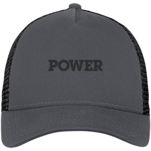 Power New Era® Snapback Trucker Cap