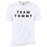 Team Tommy Black Next Level Premium Short Sleeve Tee