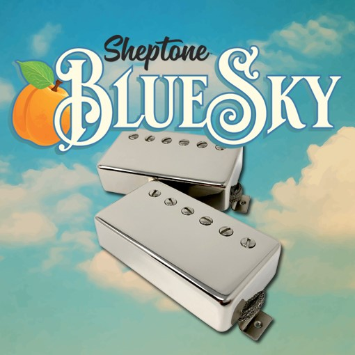 The Blue Sky Humbucker Set