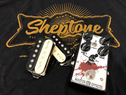 Enter to Win Sheptone and Master Effects Giveaway