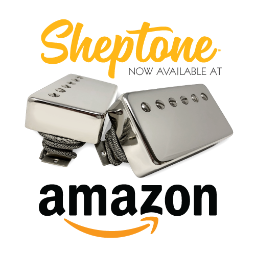 Sheptone Is Now Available on Amazon