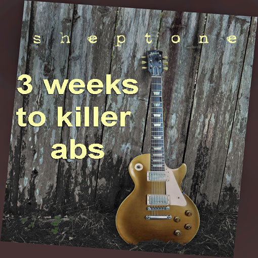 Three Weeks to Killer Abs