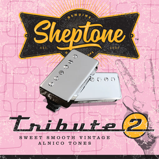 Tribute 2 Humbucker Set