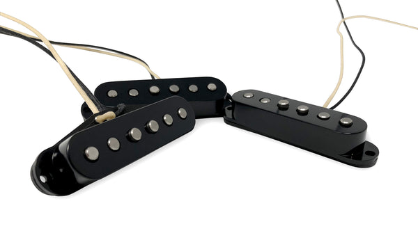 Good Enough For Leo Single Coil Pickups