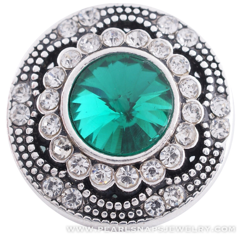 Citadel Bling Snap Emerald Green