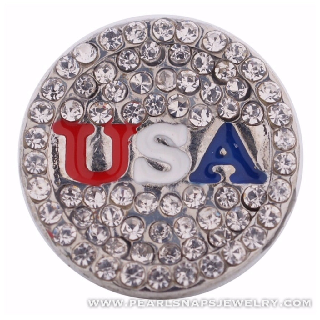 USA Bling Snap