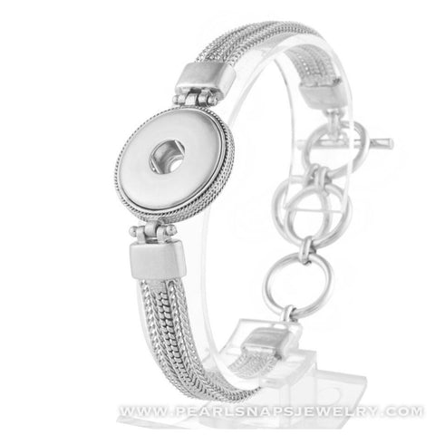 Lindsey Single Toggle Bracelet