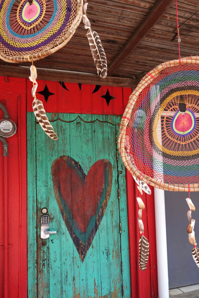 heart door sayulita mexico
