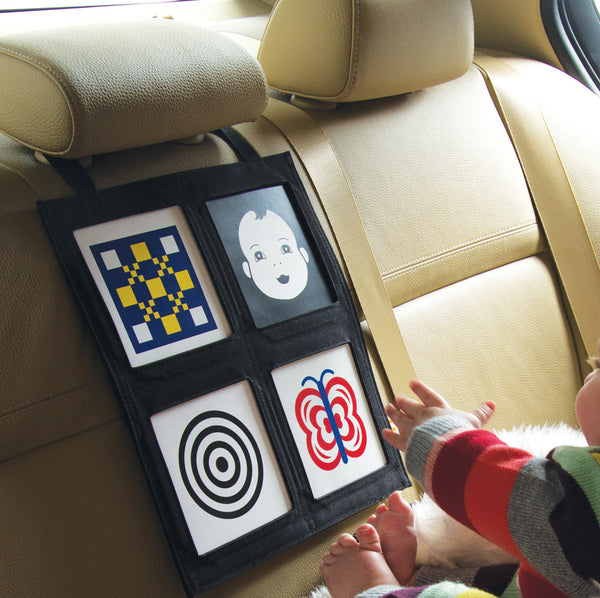 Car Seat Gallery Travel Toy