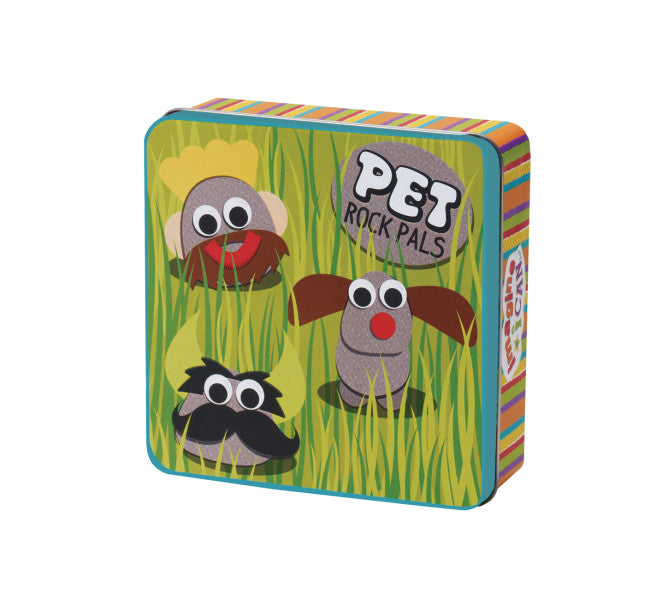 imagine i CAN, Pet Rock Pals, Travel Toys, Manhattan Toy