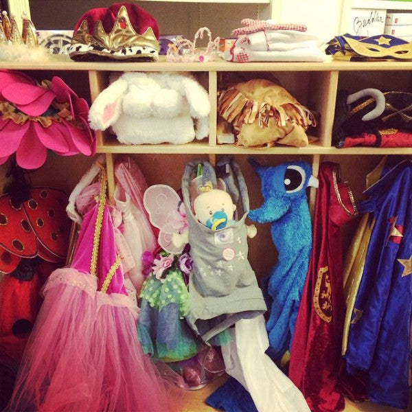 Inside Angellina's Toy Boutique