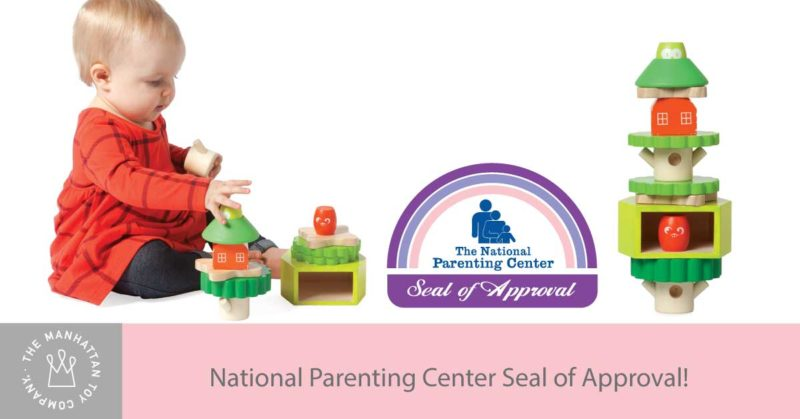 National Parenting Center Award Winner