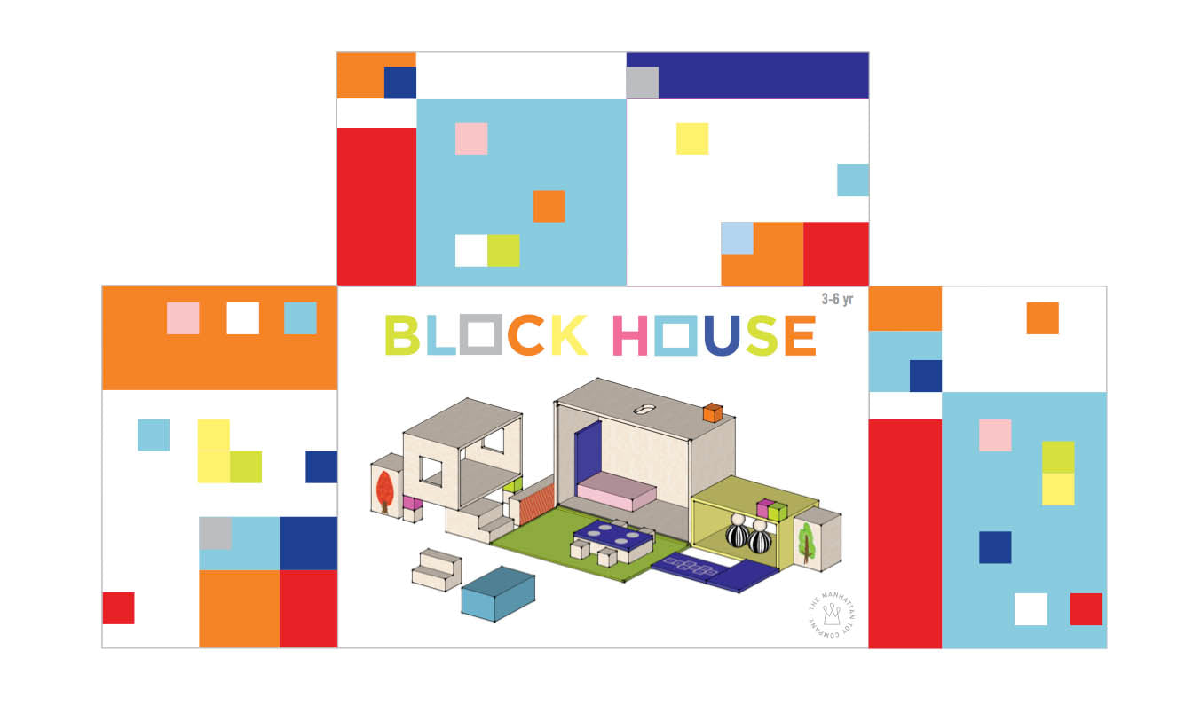 Block House becoming MiO