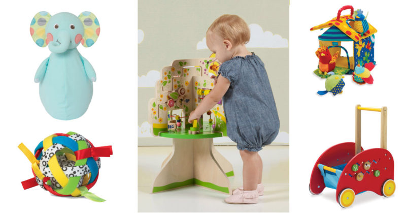 Toys for 3-6 months