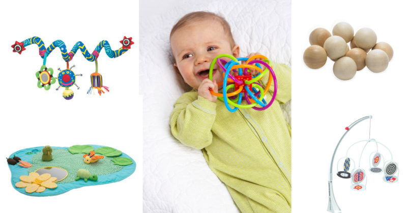 Toys for 0-3 months