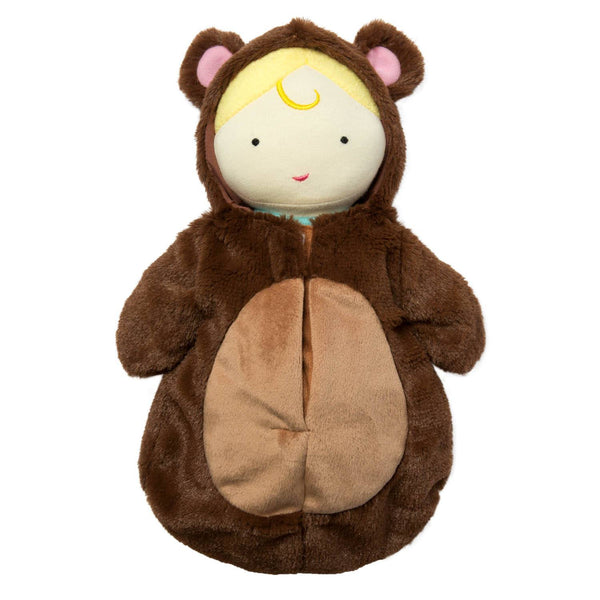 Snuggle Baby Bear - Manhattan Toy