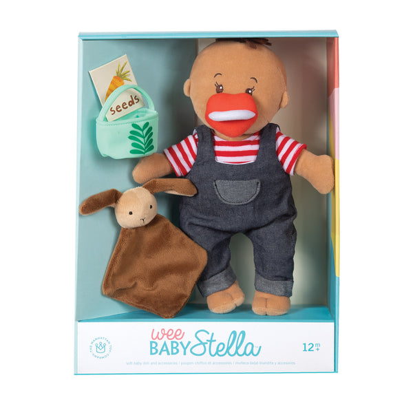Wee Baby Stella Tiny Farmer Set