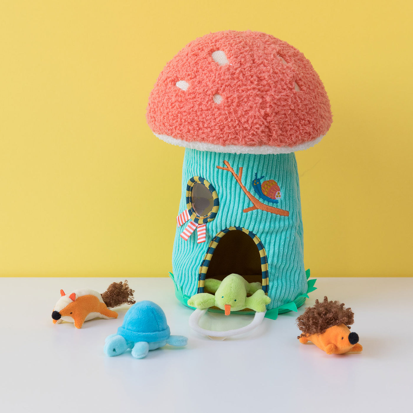 Toadstool Cottage