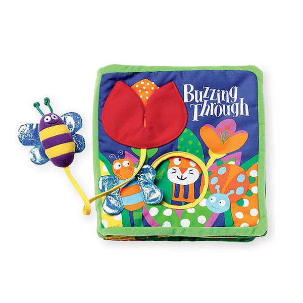 Buzzing Through Activity Book - Manhattan Toy