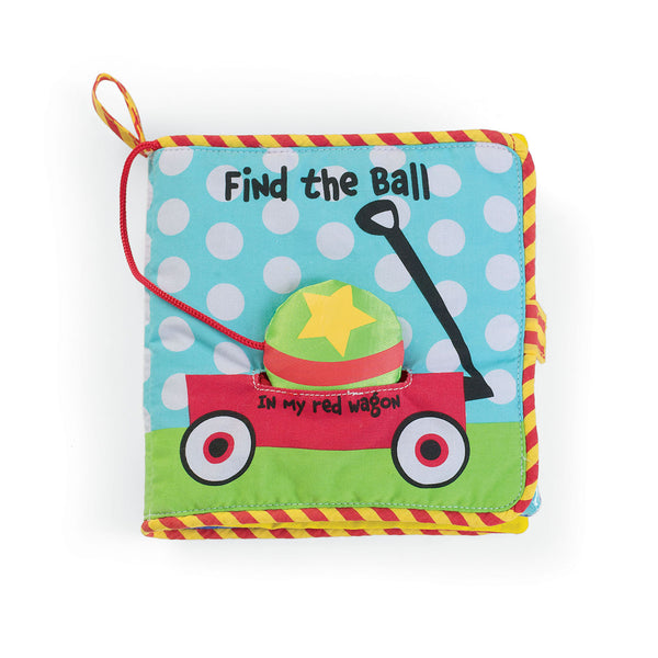 Find the Ball Activity Book - Manhattan Toy
