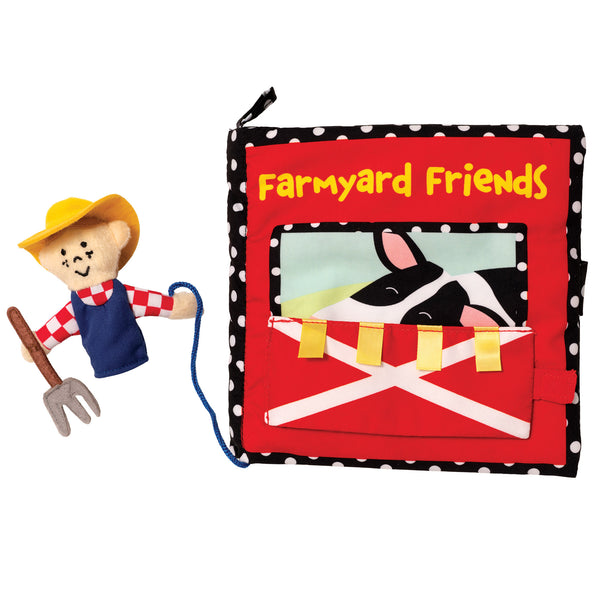 Farmyard Friends Activity Book - Manhattan Toy