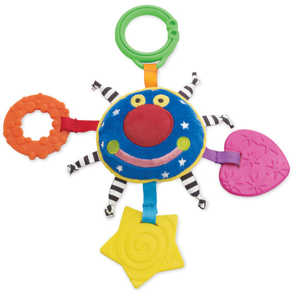 Whoozit Orbit Teether - Manhattan Toy