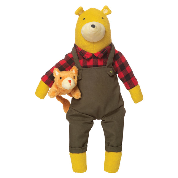 Lemon the Bear + Kitty - Manhattan Toy