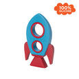 Silicone Teether Rocket - Manhattan Toy