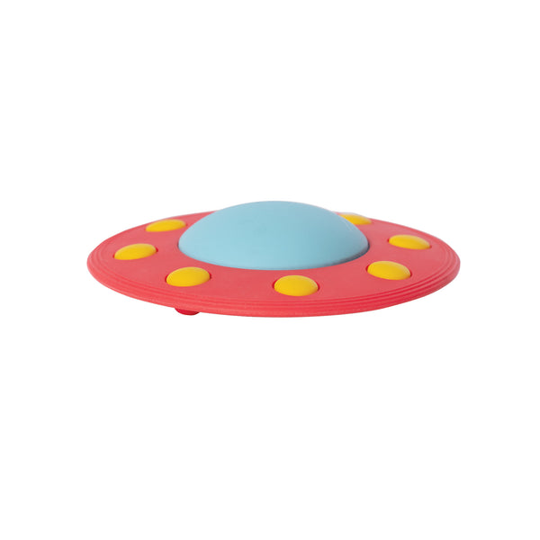 Silicone Teether Flying Saucer