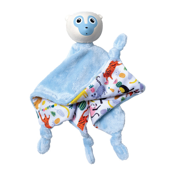 Fruity Paws Teethe & Cuddle Lemmy Lemur Blankie - Manhattan Toy