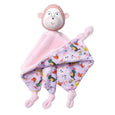 Fruity Paws Teethe & Cuddle Momo Monkey Blankie - Manhattan Toy