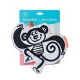 Wimmer Ferguson Crinkle Monkey - Manhattan Toy