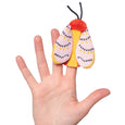 Natural Historian Finger Puppets