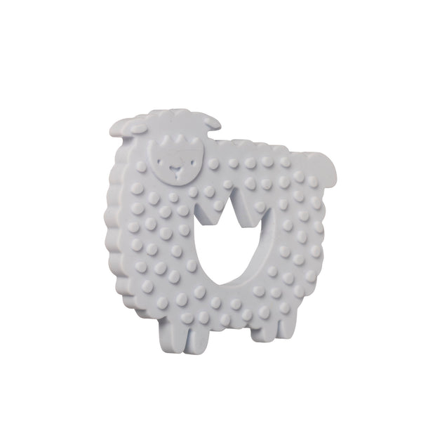 Silicone Teether Lamb - Manhattan Toy