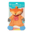 Teether Fox Snuggle Blankie - Manhattan Toy
