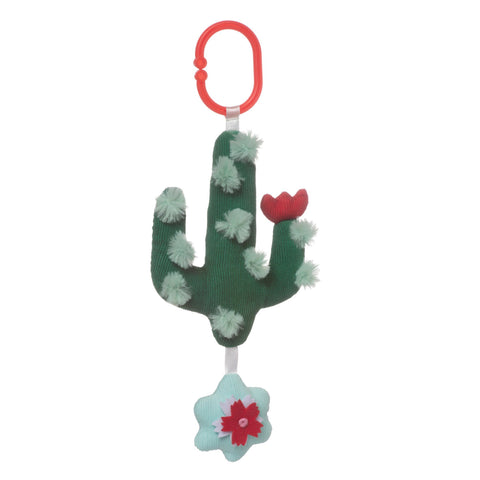 Cactus Garden Rock + Rattle