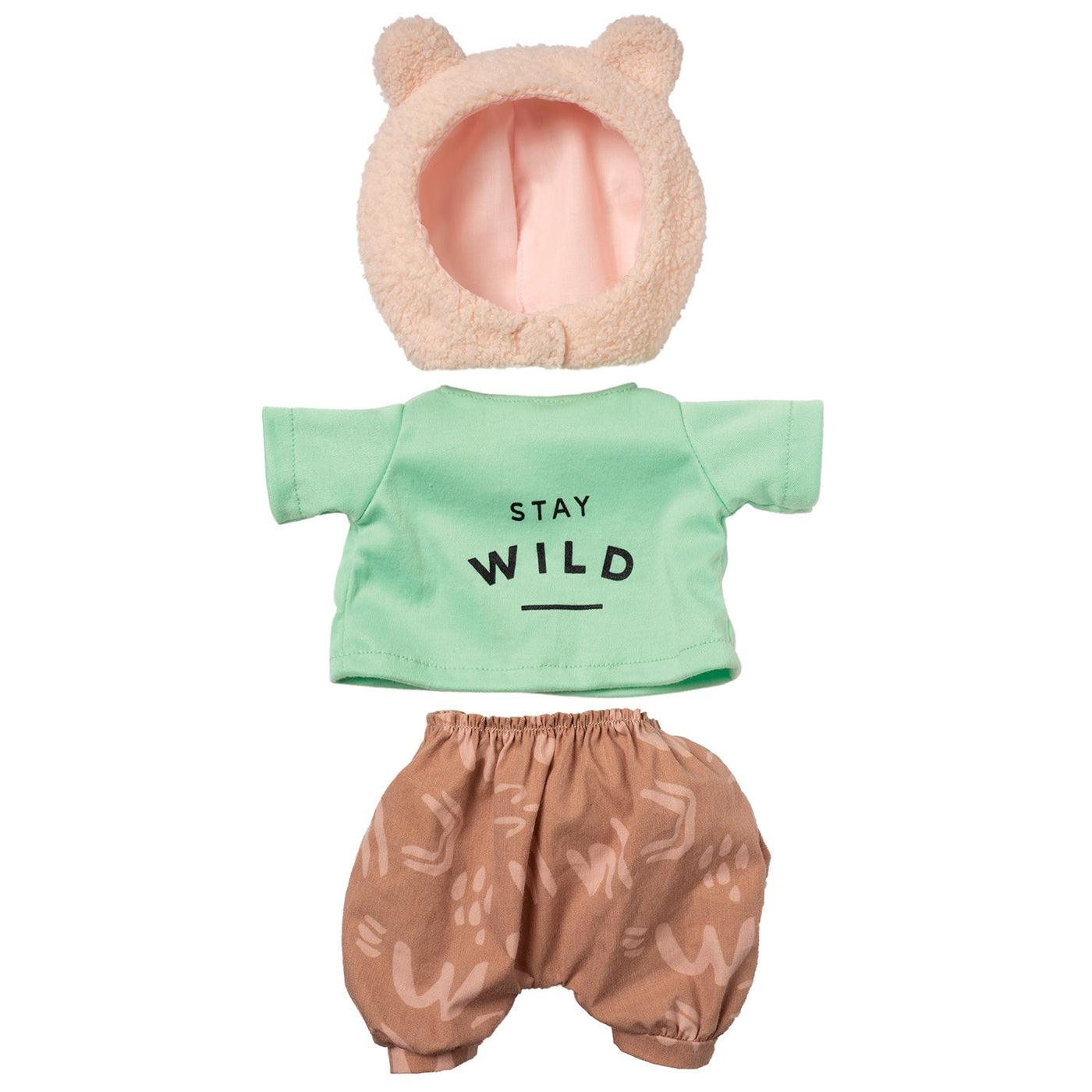 Baby Stella Stay Wild outfit - Manhattan Toy